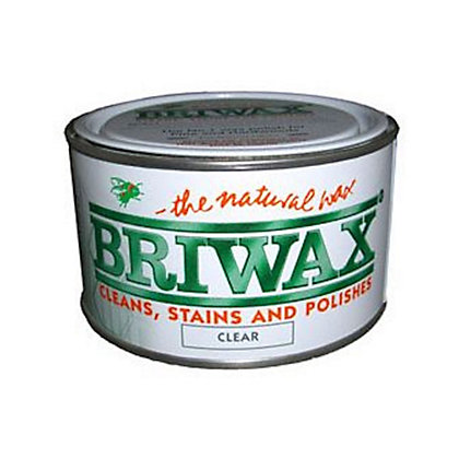 Image for Briwax Finishing Wax - Clear - 370g from StoreName