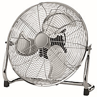 Tilting 18 Inch Power Fan