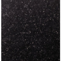 Kitchen Worktop - Black Texture - 3.8cm