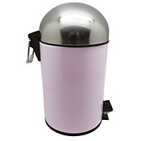 for Pink bathroom bin