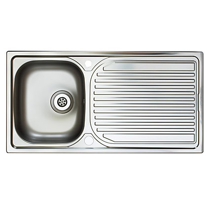 Image for Ealing Sink- 1 Bowl from StoreName