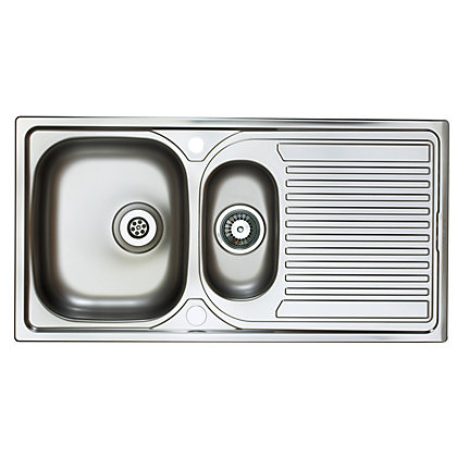 Image for Ealing Sink- 1.5 Bowl from StoreName