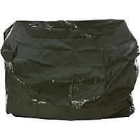 Garden Swing Seat Cover - Black