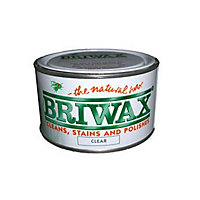 Briwax Finishing Wax - Brown - 370g