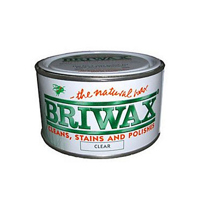 Image for Briwax Finishing Wax - Brown - 370g from StoreName