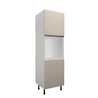 Image for Simply Hygena - Chancery Gloss - Cream - 600mm Single Oven Housing from StoreName