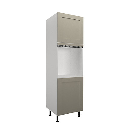 Image for Simply Hygena - Amersham - Grey - 600mm Single Oven Housing from StoreName