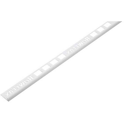 Image for Homelux PVC Tile Trim - White - 6mm from StoreName