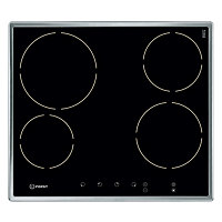 Indesit VRB 640 X Hob - Black