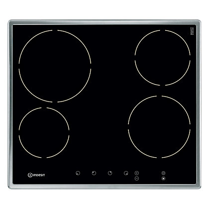 Image for Indesit VRB 640 X Hob - Black from StoreName