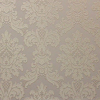 Image for Arthouse Messina Damask Wallpaper - Taupe from StoreName