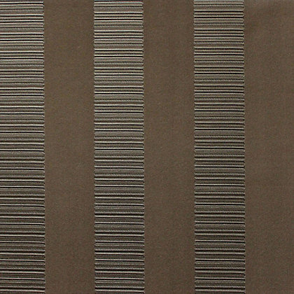 Image for Arthouse Ravello Stripe Wallpaper - Chocolate from StoreName