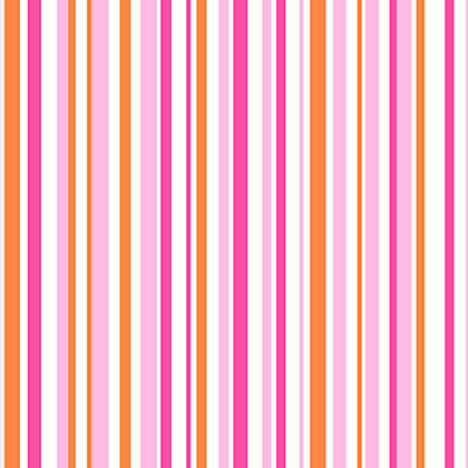 Image for Arthouse Super Stripe Wallpaper - Pink, Orange from StoreName