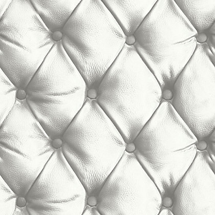 Image for Arthouse Desire Wallpaper - White from StoreName
