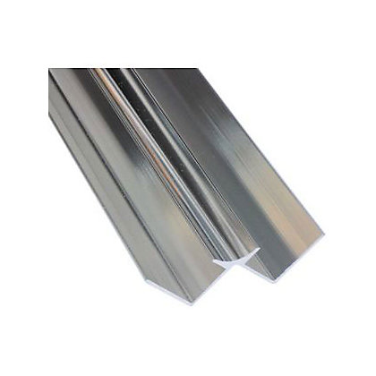 Image for Stormwall Acrylic Internal Corner Polished Silver from StoreName