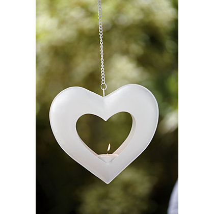 Image for Heart Hanger Tea Light Holder - Small from StoreName