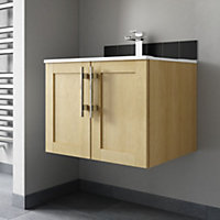 Canterbury Oak Modular Unit- 600mm