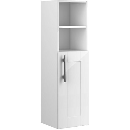 Image for Canterbury White Mid Height Unit from StoreName