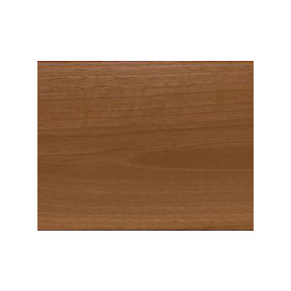 Image for Schreiber Contemporary Tall Bathroom Dresser Door Pack - Walnut from StoreName