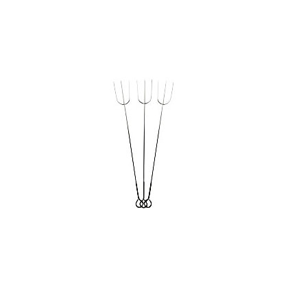 Image for La Hacienda Toasting Forks (Pack of 3) from StoreName