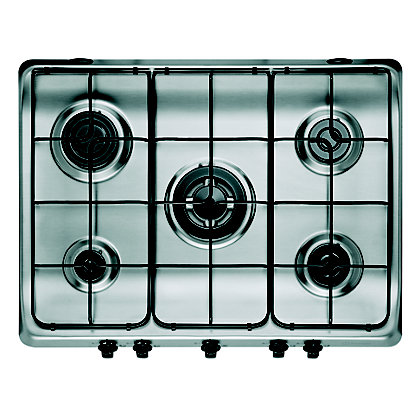 Image for Indesit PIM 750 AST IX Hob - Stainless Steel from StoreName