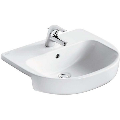Image for Ideal Standard Accent Semi-Recessed Basin - 55cm from StoreName