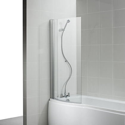 Image for Ideal Standard Accent Curved Shower Screen from StoreName