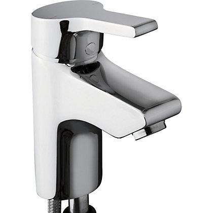 Image for Ideal Standard Senses Cube Basin Mixer Tap with Waste from StoreName