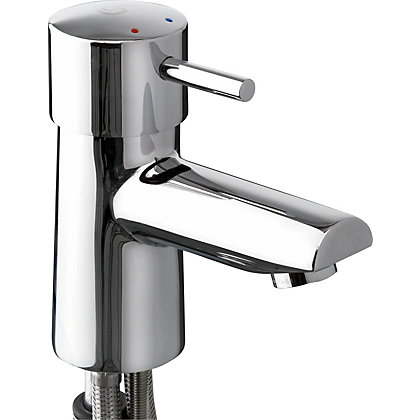 Image for Ideal Standard Senses Sphere Basin Mixer with Waste from StoreName