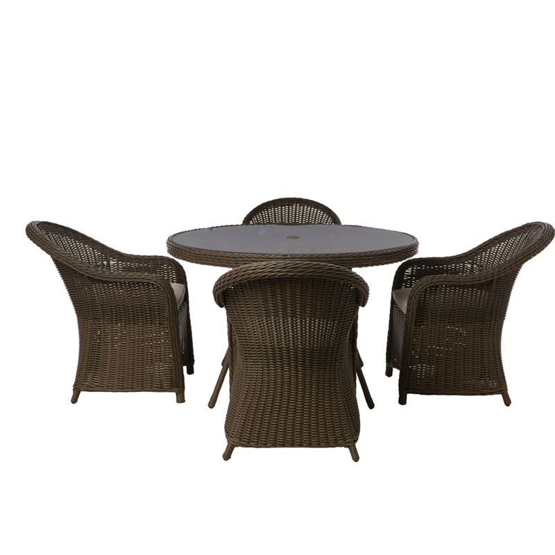 rattan effect garden furniture find it for less - Garden Furniture 4 Less