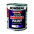 Ronseal Anti Mould Paint Matt 750ml