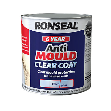 Image for Ronseal Anti Mould Clear Coat 2.5L from StoreName