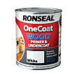 Ronseal One Coat Wood Primer & Undercoat - 2.5L