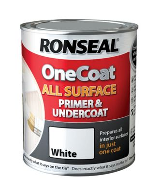 Image result for ronseal one coat white primer and undercoat