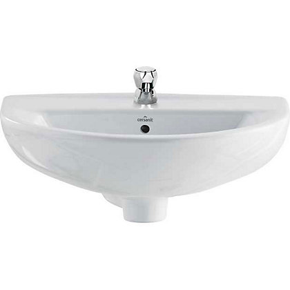 Image for Estilo Bartley Cloakroom Wall Hung Basin from StoreName