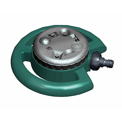 Image for 8 Pattern Dial Garden Sprinkler from StoreName