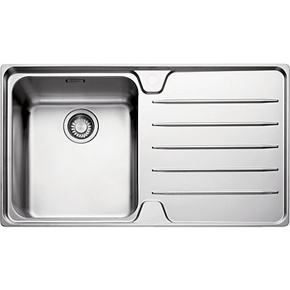 Image for Franke Laser 611 Stainless Steel Kitchen Sink - 1 Bowl from StoreName