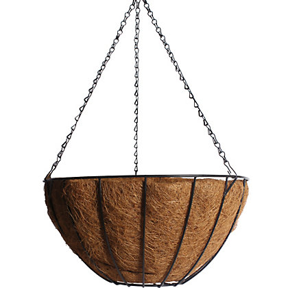 Image for Hanging Basket with Coco Liner - 35cm from StoreName