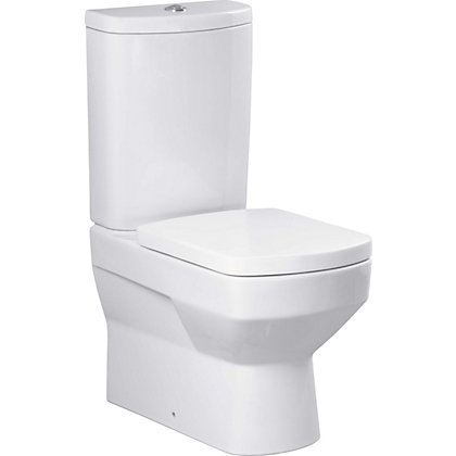 Image for Pure Close Coupled Toilet from StoreName