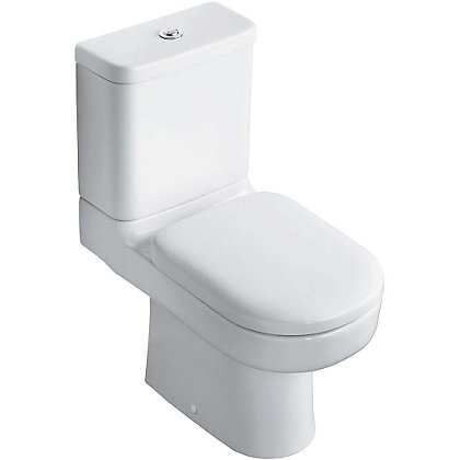 Image for Ideal Standard Accent Close Coupled Toilet from StoreName