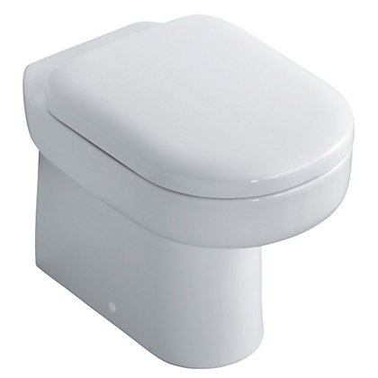 Image for Ideal Standard Accent Back to Wall Toilet from StoreName