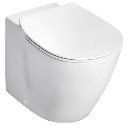 Image for Ideal Standard Senses Sphere Back to Wall Toilet from StoreName