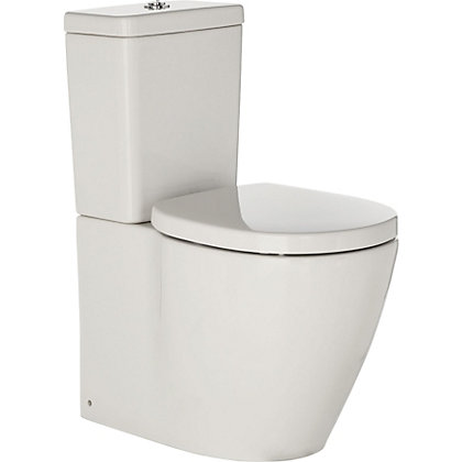 Image for Ideal Standard Senses Space Compact Close Coupled Toilet from StoreName