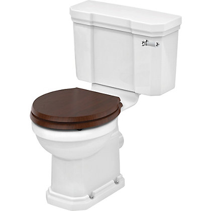 ideal standard waverley close coupled toilet. Black Bedroom Furniture Sets. Home Design Ideas