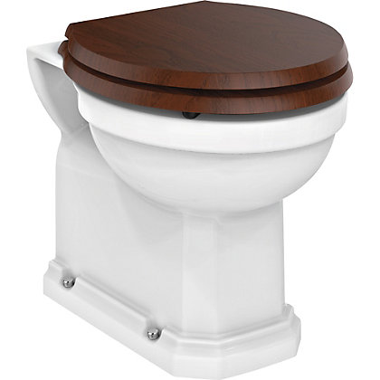 Image for Ideal Standard Waverley Back to Wall Toilet from StoreName