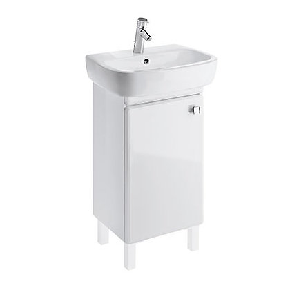 Image for Facile Bathroom Cabinet for Basin - Universal - 55cm - White from StoreName