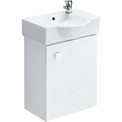 Image for Nano Vanity Unit - Right Hand - 50cm Basin from StoreName