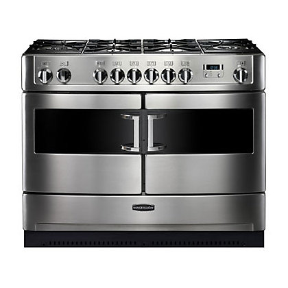 Image for Rangemaster Elite SE 83460 Dual Fuel Cooker - Silver Gloss from StoreName