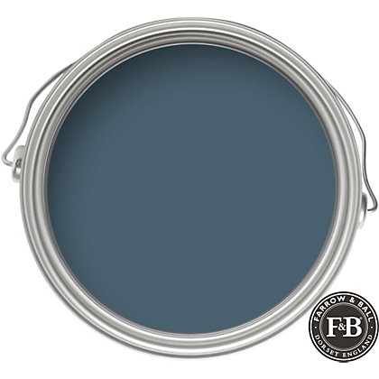 Image for Farrow & Ball No. 281 Stiffkey Blue - Sample Pot - 100ml from StoreName