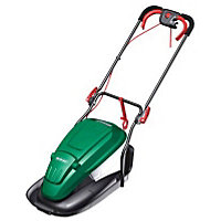 Qualcast 1500W Electric Hover Lawn Mower - 33cm